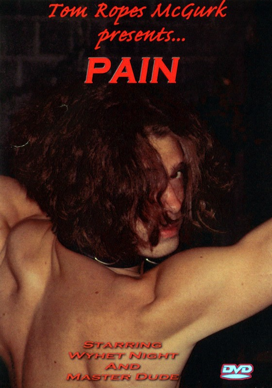 Pain DVD - Front