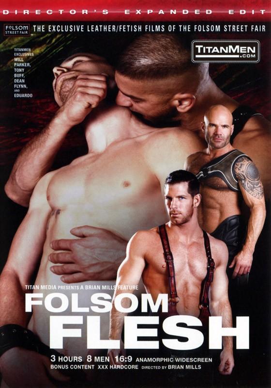 Folsom Flesh DVD - Front