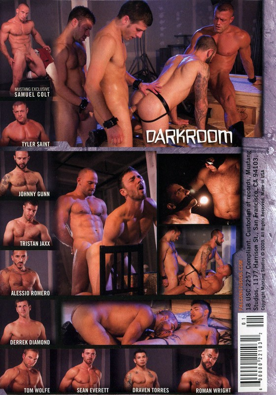 Darkroom DVD - Back