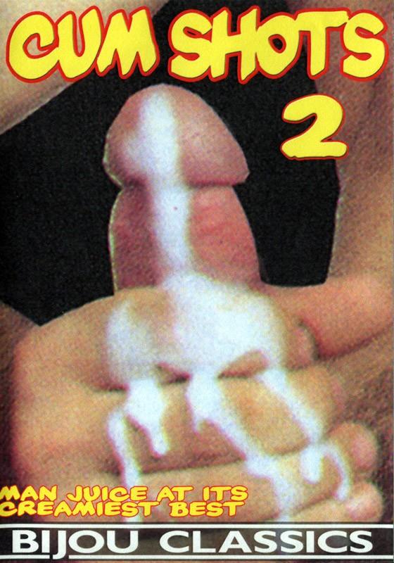 Cum Shots 2 DVD - Front