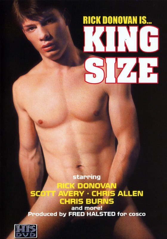 King Size DVD - Front