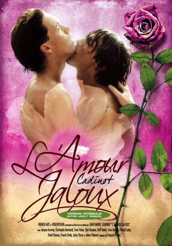 L'Amour Jaloux DVD - Front