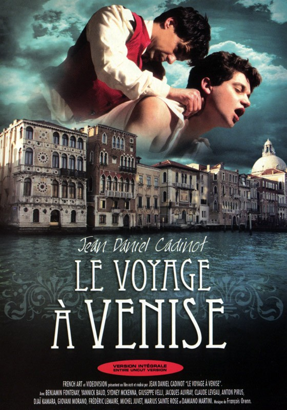 Le Voyage A Venise DVD - Front