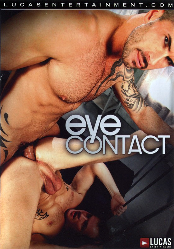 Eye Contact DVD (Lucas Entertainment) - Front