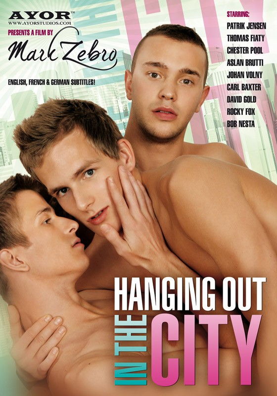 Hanging Out In The City DVD - Front