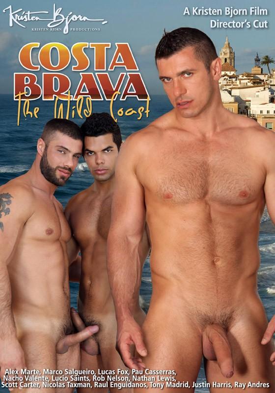 Costa Brava: The Wild Coast (Director's Cut) DVD - Front