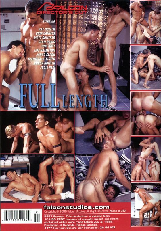 Full Length (Director's Cut) DVD - Back