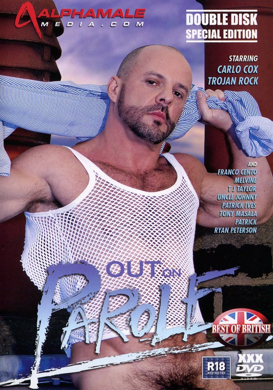 Out On Parole DVD - Front