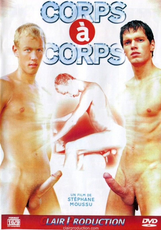 Corps à Corps DVD - Front