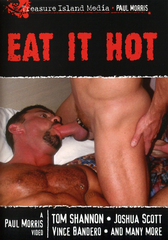 Eat It Hot DVD - Front