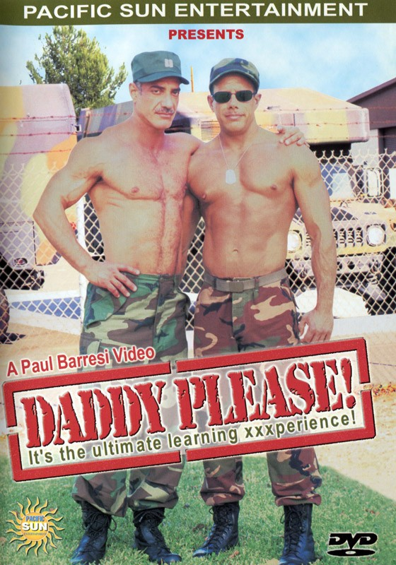 Daddy Please! DVD - Front