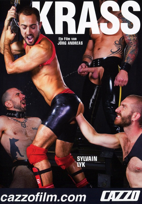 Krass DVD - Front