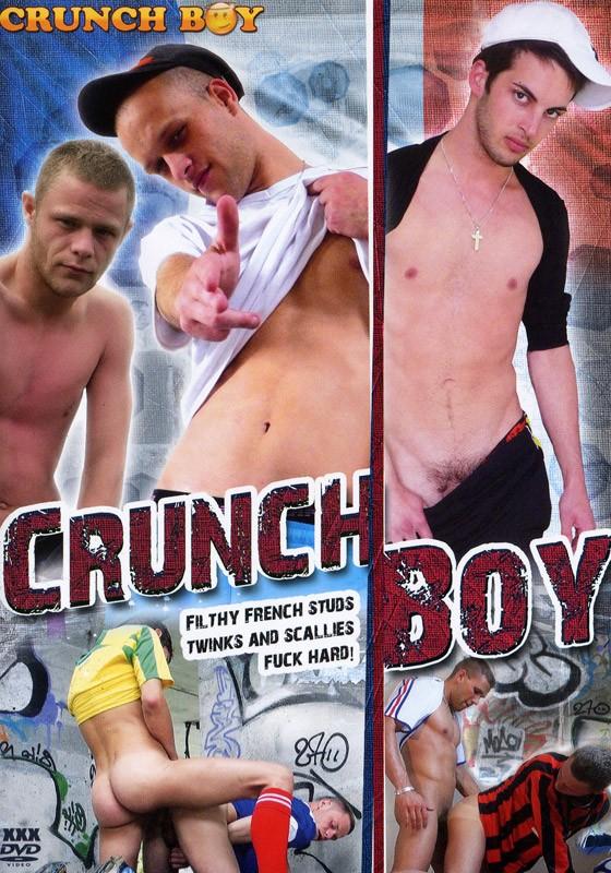 Crunch Boy DVD - Front