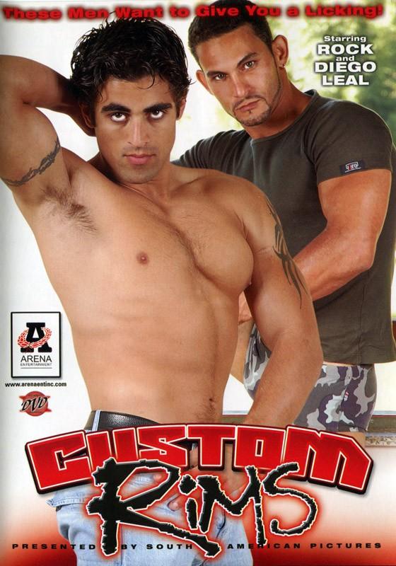 Custom Rims DVD - Front