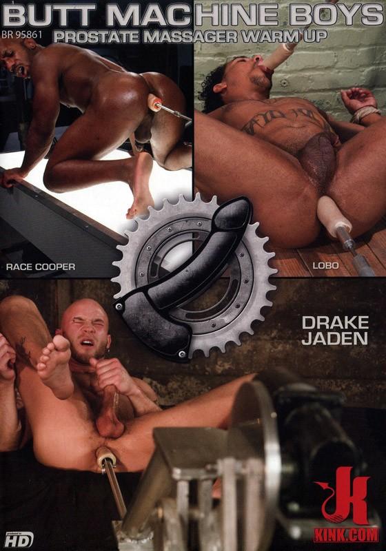 Butt Machine Boys 5 DVD (S) - Front