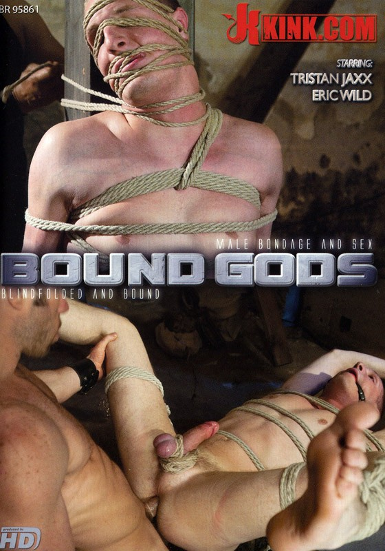 Bound Gods 1 DVD DISCONTINUED - Front