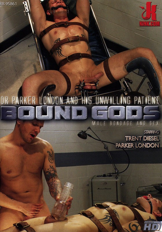 Bound Gods 7 DVD DISCONTINUED - Front
