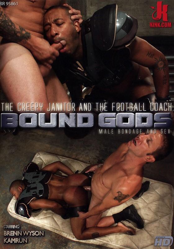 Bound Gods 8 DVD (S) - Front