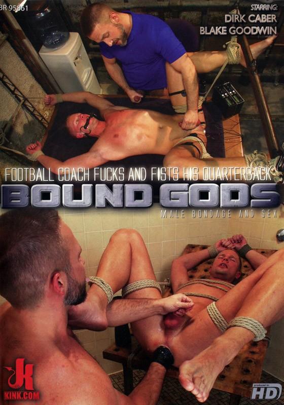 Bound Gods 13 DVD (S) - Front