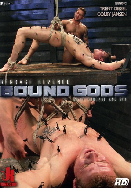 Bound Gods 14 DVD (S) - Front