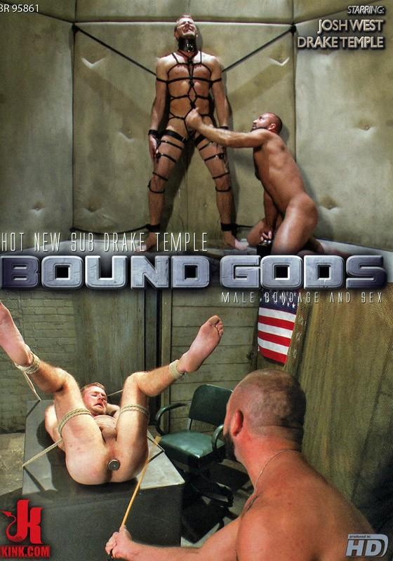 Bound Gods 18 DVD (S) - Front