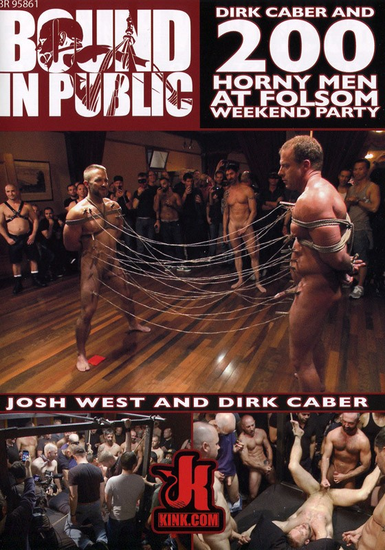 Bound In Public 1 DVD DISCONTINUED - Front