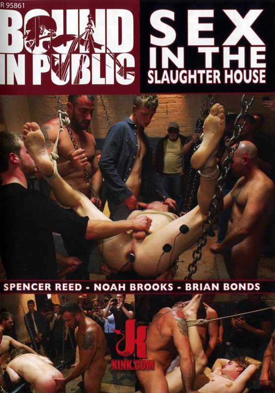 Bound In Public 11 DVD (S) - Front