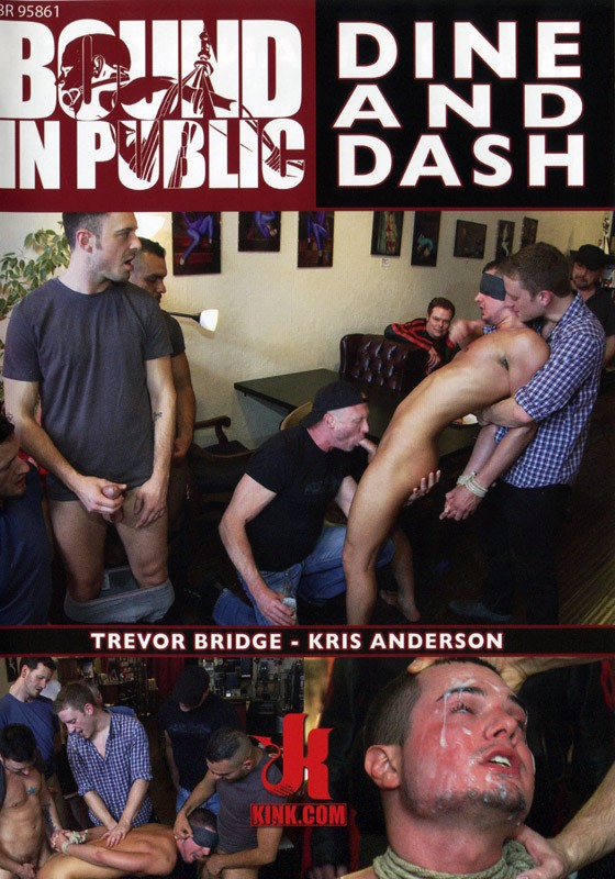 Bound In Public 13 DVD (S) - Front
