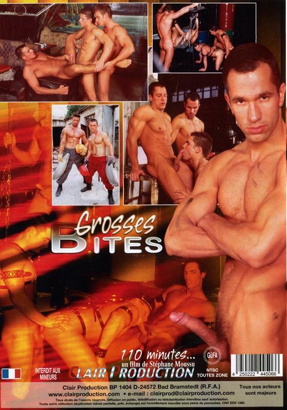 Grosses Bites DVD - Back