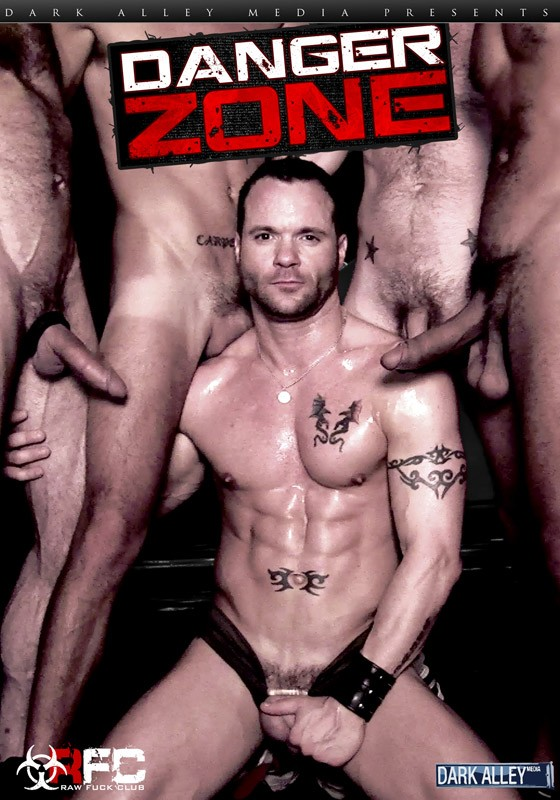 Danger Zone DVD - Front