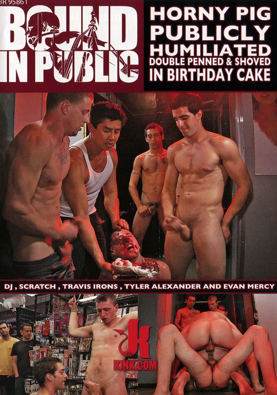 Bound In Public 22 DVD (S) - Front