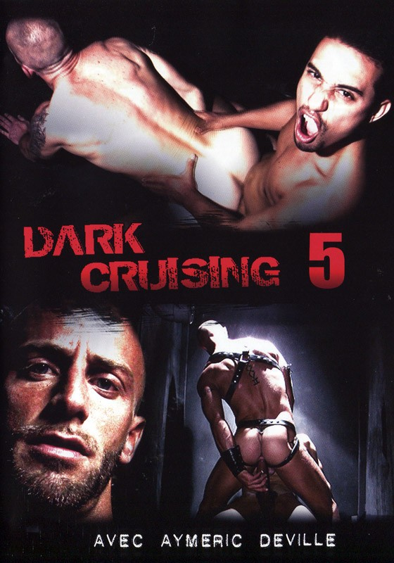 Dark Cruising 5 DVD - Front