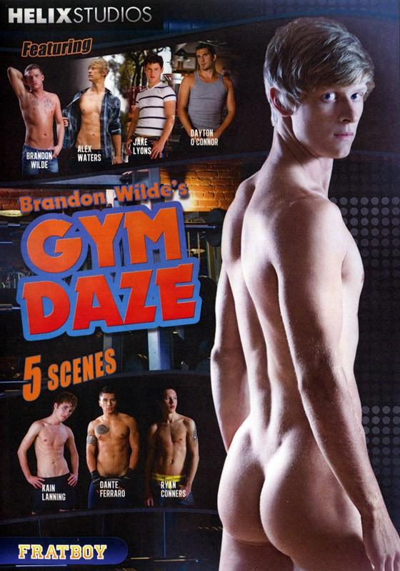 Gym Daze DVD - Front