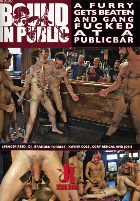 Bound In Public 20 DVD (S) - Front