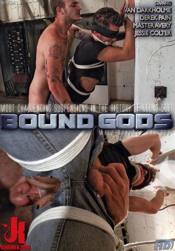 Bound Gods 24 DVD (S) - Front