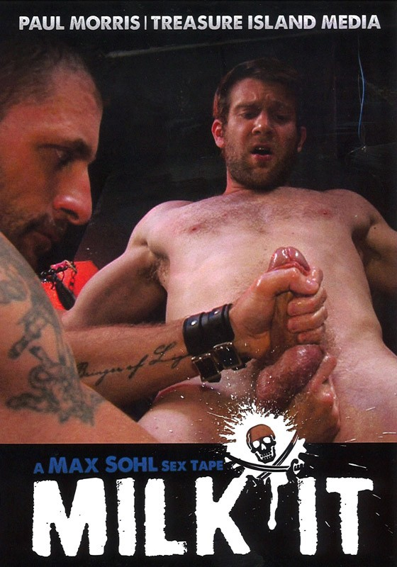 Milk It DVD - Front
