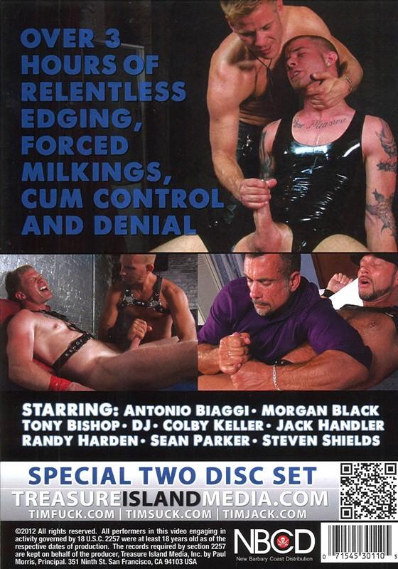 Milk It DVD - Back