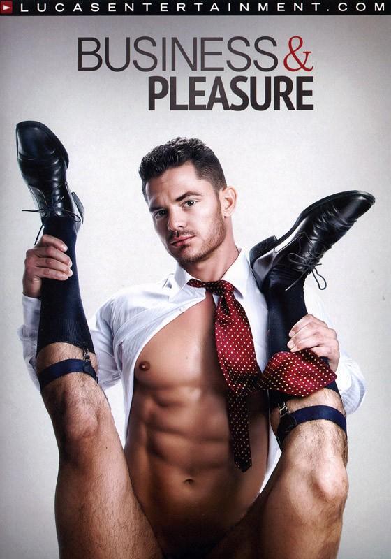 Gentlemen Vol. 5: Business & Pleasure DVD - Front