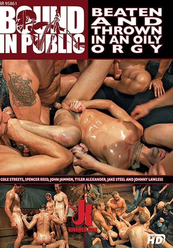 Bound In Public 24 DVD (S) - Front