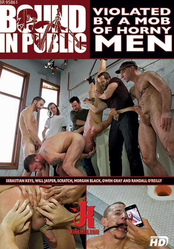 Bound In Public 27 DVD (S) - Front