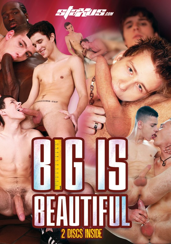 Big Is Beautiful DVD - Front
