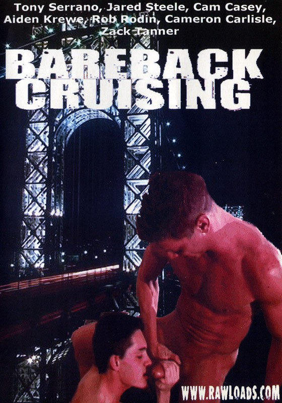 Bareback Cruising DVD - Front
