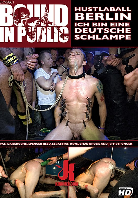Bound In Public 31 DVD (S) - Front