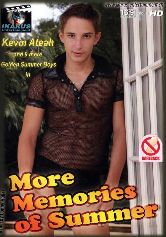 More Memories of Summer DVD - Front