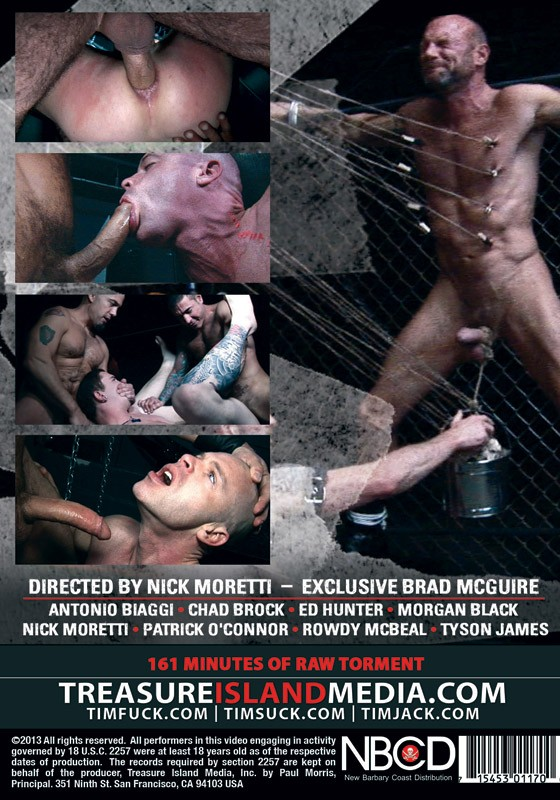 Damaged Goods DVD - Back