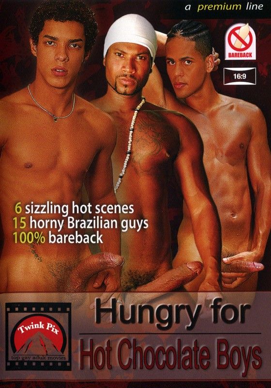 Hungry for Hot Chocolate Boys DVD - Front