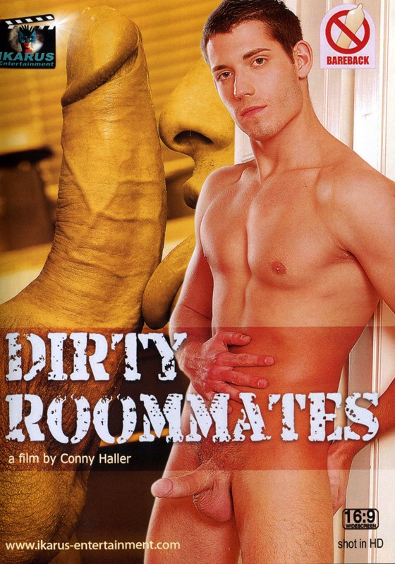 Dirty Roommates DVD - Front