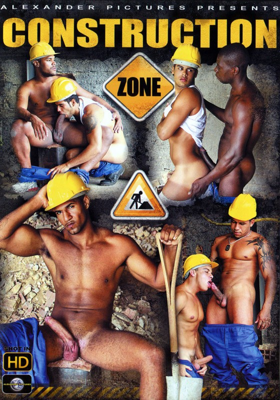 Construction Zone DVD - Front