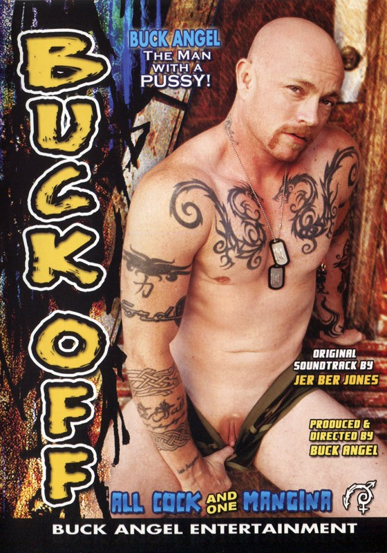 Buck Off DVD - Front