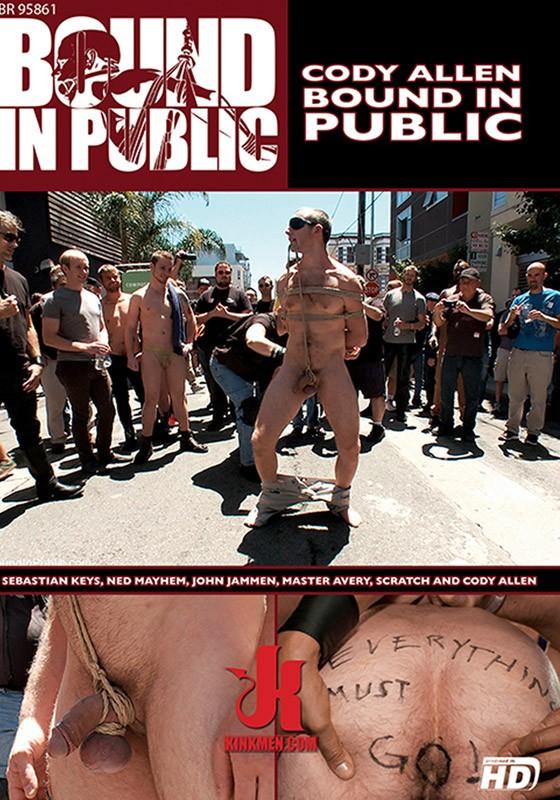 Bound In Public 33 DVD (S) - Front